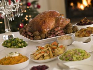 Holiday Eating Tips to Help Prevent an Upset Stomach